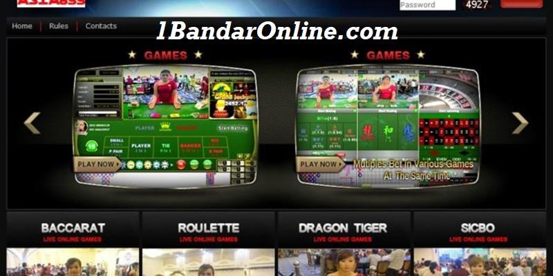 Bermain Judi Online Bersama Asia855 Casino Online