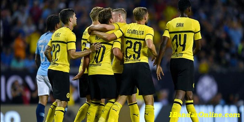Prediksi Borussia Dortmund vs Benfica 26 Juli 2018
